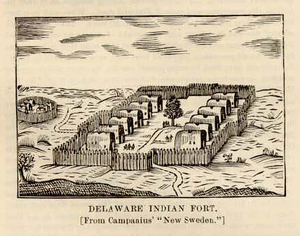 Penn Treaty Museum - The history of delaware